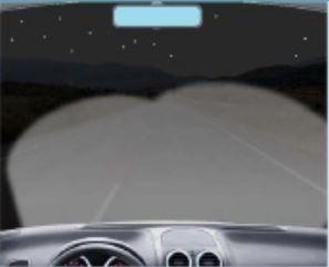 Luz de Carretera o largas