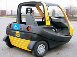 vehículos de personas con movilidad reducida